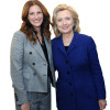 Julia and Hillary